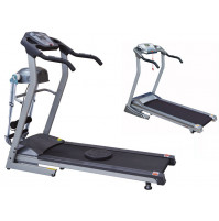 06190 Motorized Treadmill with and without Massage - Tecnopro