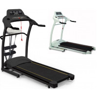 0902 Motorized Treadmill with and Without Massage - Tecnopro