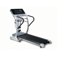 1101AD Motorized Treadmill with massage - Tecnopro