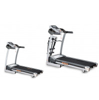 1402B Motorized Treadmill with and without massage  - Tecnopro