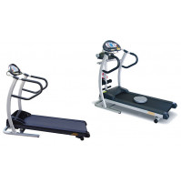 6300 Motorized Treadmill with and without Massage - Tecnopro
