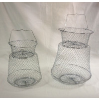 Stainless Steel Wire Fish Basket - WB002517SSX - AZZI
