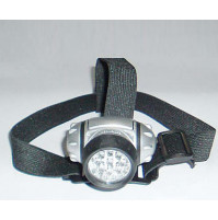 Head Lamp 9 Led Bulb - TLG08 - AZZI Tackle