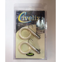 Civelix - Pearl / PW Color - 120 MM - 8g - RG3930107 - Ragot