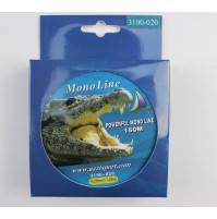 PowerFull Super Monofilament Line 150 Meter Green Color - 3100-020X - AZZI Tackle