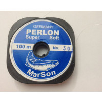 Perlon Monofilament Line 100 Meter Natural Color