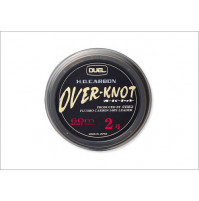 OVER KNOT FLUOROCARBON 100% 60meter - H1230X - DUEL