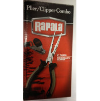 PCC-GBX, Combo Pliers and Clipper - RAPPMTCGBX - Rapala
