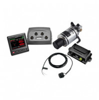 GHP Compact Reactor and Hydraulic Autopilot with GHC 20 - 010-00705-02 - Garmin