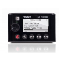 IPX7 NMEA 2000 Wired Remote, MS-NRX300 - 010-01628-00 - Fusion