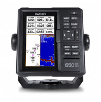 "Fishfinder 650 GPS - 6.0 "" - without transducer - 010-01710-00 - Garmin"