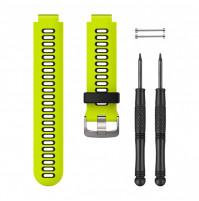 Watch Band for Forerunner 735XT , Force Yellow/Black - 010-11251-0M - Garmin