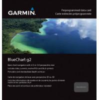 HEU718L - BLUE CHART G2, Mediterranean Sea -microSD/SD - 010-C1025-20 - Garmin