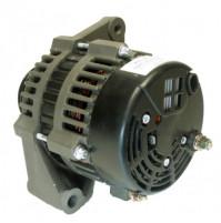 "Inboard Alternator Crusader 12V 85-Amp, 2"" Mounting Foot 6-Groove Serpentine Pulley -  20112 - API Marine"