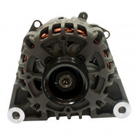 """Inboard Alternator for Volvo 12V 70-Amp 2"""" Mounting Foot 6-Groove 50mm Serpentine Pulley, Replaces Volvo # 3884950 - 20127 - API Marine"""