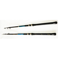 "Telescopic Fiber "" Florida 200 ""  Rod - 2187-242X  - D.A.M"