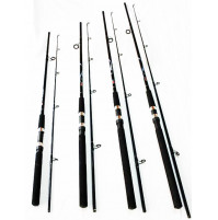 Put In Fighter 60 Spinning Rod - 2384-210X - D.A.M