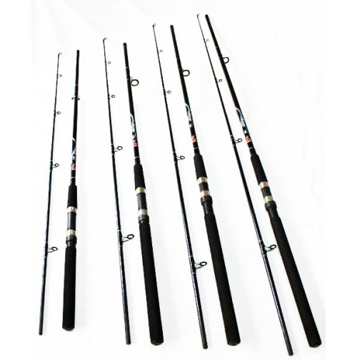 Put In Fighter 100 Spinning Rod - 2390-211X - D.A.M