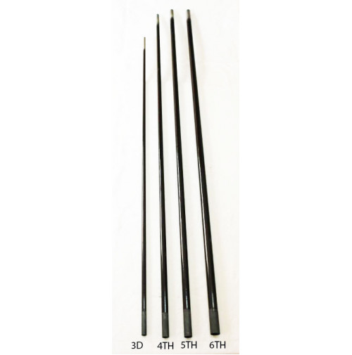 "Parts for Telescopic "" General "" Rod - 2510-003X - AZZI Tackle"