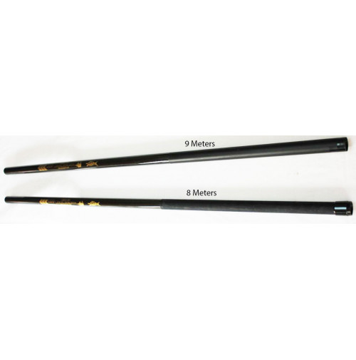 "Houses for Telescopic "" GLADIATOR "" Rod - 2511-H80X - AZZI Tackle"