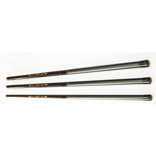 "Telescopic Carbon "" Dragon "" Rod - 2515-700X  - AZZI Tackle"