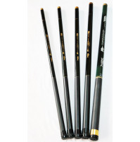"Telescopic Carbon "" EXCELLENT "" Rod - 2520-700X  - AZZI Tackle"