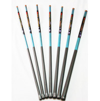 "Telescopic Carbon "" Super Power "" Rod - 2542-XXXX - AZZI Tackle"