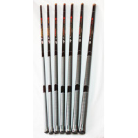 "Telescopic Carbon "" Power Pro"" Rod - 2552-XXX - AZZI Tackle"
