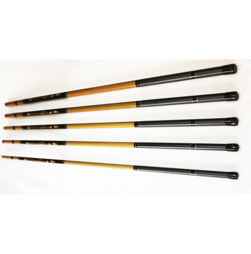 "Telescopic Carbon "" SPECIALIST PRO "" Rod - 2590-600X - AZZI Tackle"