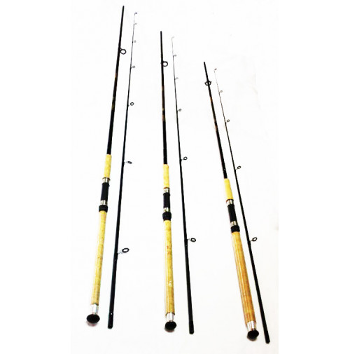 Carbon Put In Magic 40 Spinning Rod - 2902-240X - AZZI Tackle