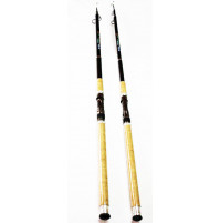 "Telescopic Carbon "" ELITE 100 "" Rod - 2933-360X - AZZI Tackle"