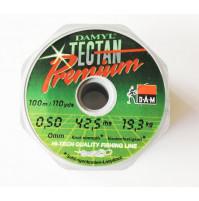 TECTAN Premium  Fluorocarbon Fishing Line - Clear - 100 M - 3801-023X - D.A.M