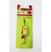 Effzett Fluo Spoon - Green color - 4017258502466X - D.A.M