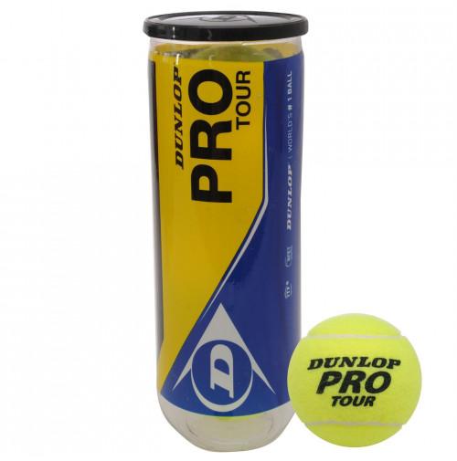 Pro Tour Ball - Can of 3 balls - 5013317112002 - DUNLOP