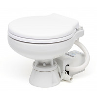 Compact Electric Toilet Soft Close - 12 V - 6700000712 - Ocean Technologies