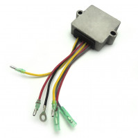 Regulator Rectifier for Mercury Mariner Outboard - 12 Volt - 6 Wires - 815279-3 75-200 HP - 815279T2 - JSP
