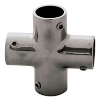 90 Degree Cross Connector - H0295B - XINAO