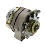 Inboard Alternator Delco 1-Wire 12V 94-Amp 10SI used in Many Applications including Mercruiser, Volvo, Internally Regul - 20075 - API Marine