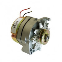 Inboard Alternator Delco 3-Wire 12V 94-Amp 10SI used in Many Applications including Mercruiser, Volvo, Internally Regul - 20090 - API Marine