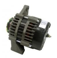 """Inboard Alternator PCM, Crusader, Indmar, Westerbeke & Others, 12V 105-Amp 2"""" Mounting Foot V-Groove Pulley - 20113-100A - API Marine"""