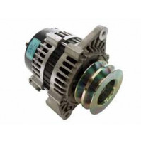 Inboard Alternator Marine Power 12V 105-Amp Double V-Groove Pulley, Replaces MP#'s 471200, 471201 & 4711210 - 20118-100A - API Marine