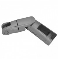 S.STEEL ANCHOR CONNECTOR WITH DOUBLE SWIVEL - SM50901X - Sumar