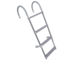 ANODIZED ALUMINIUM LADDER FOLDING MODEL - SM3012X - Sumar