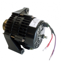 Inboard Alternators Mercury Verado 12V 85-Amp 6-Groove 50mm Serpentine Pulley, Replaces Merc #892940 - 20115 - API Marine