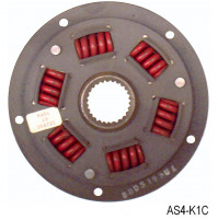"6.18"" Drive Damper, Replaces Chris Craft part # 16.99-08334 for Flagship and Chris Craft installations - AS4-K1C - Barr Marine"