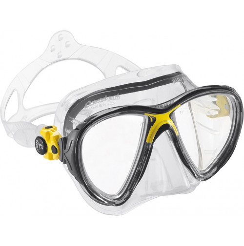 Big Eyes Evolution Mask - DS336099 - Cressi