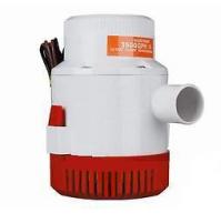 Bilge Pump 3500 GPH - SFBP1-G3500-01X - Seaflo
