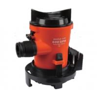 Bilge Pump 12V 600 GPH - BP1-G600-03 - Seaflo