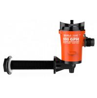 Livewell/Baitwell Pumps 12V 800 GPH - SFBP1-G800-05 - Seaflo