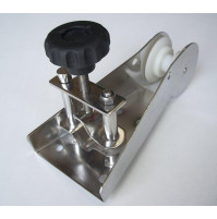 S.STEEL BOW ROLLER WITH ANCHOR BLOCKING DEVICE - SM5002 - Sumar